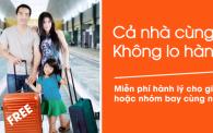 Chương trình kích cầu mùa hè – Cả nhà cùng đi không lo hành lý