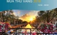 VIETNAM AIRLINES ƯU ĐÃI ĐẶC BIỆT MÙA THU VÀNG 2016
