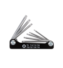 8 PC. Star L - Wrench Set (Knife Type)